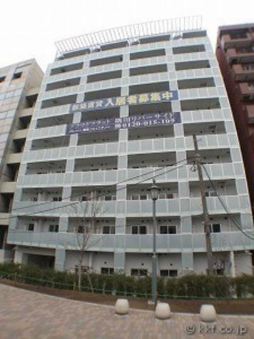 プラウドフラット隅田リバーサイド 建物画像1