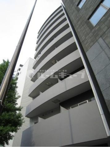 入谷 4分マンション 建物画像1