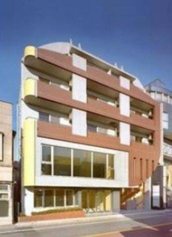 コート鷹番 建物画像1
