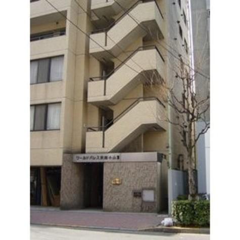 ワールドパレス第3武蔵小山 建物画像1