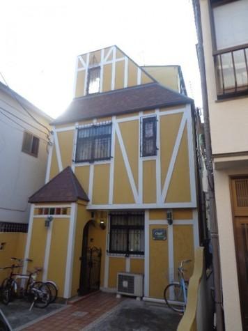 オッジ目黒本町 建物画像1