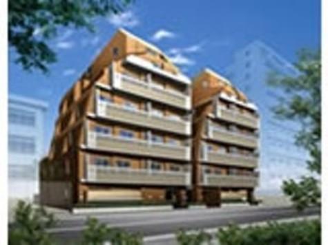 グランステューディオ市ヶ谷薬王寺Ⅱ 建物画像1
