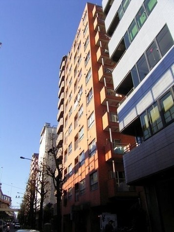 Hatagaya 2 min Apartment Building Image1