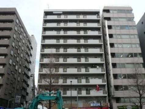 五反田サニーフラット 建物画像1