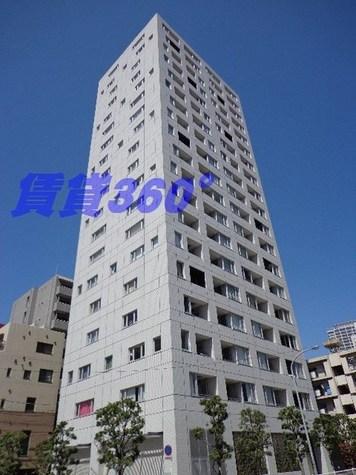 ザ・タワー芝浦(旧パシフィックタワー芝浦) Building Image1