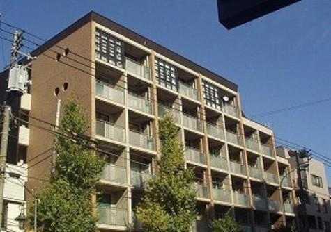 アーデン目黒通り(旧ミルーム目黒通り) 建物画像1