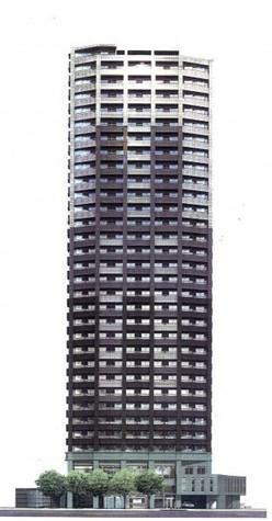ファーストリアルタワー新宿(旧プロスペクト・アクス・ザ・タワー新宿) 建物画像1