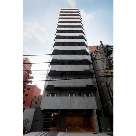 ステージファースト浅草橋 建物画像1