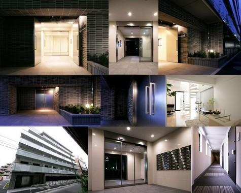 レジディア用賀 建物画像1