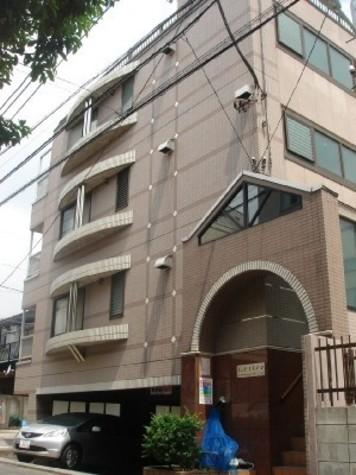 カント―パレスⅡ 建物画像1