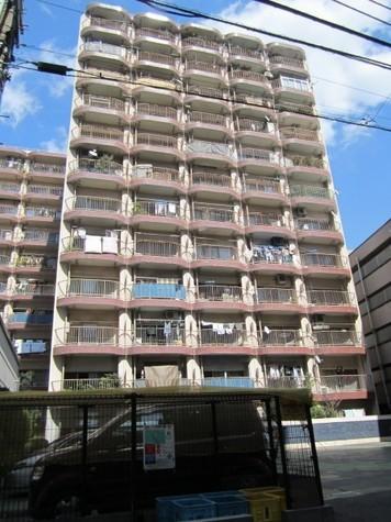 目黒フラワーマンション 建物画像1