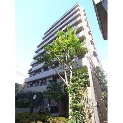 立会川 1分マンション 建物画像1