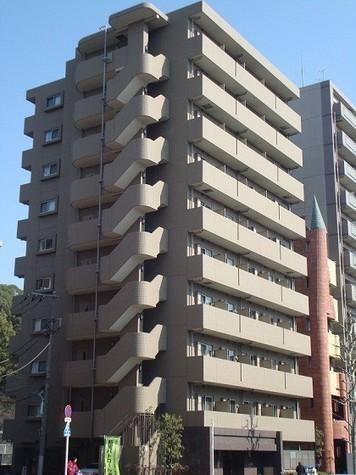 パレステュディオ早稲田ParkView 建物画像1