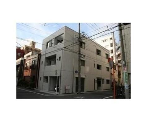 エスポワール浅草 建物画像1