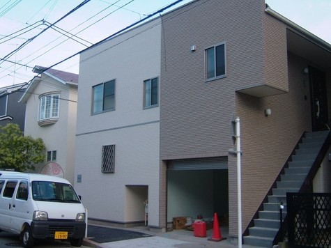 自由が丘O-Flat(オーフラット) 建物画像1