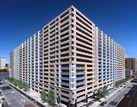 クレストシティレジデンス 建物画像1