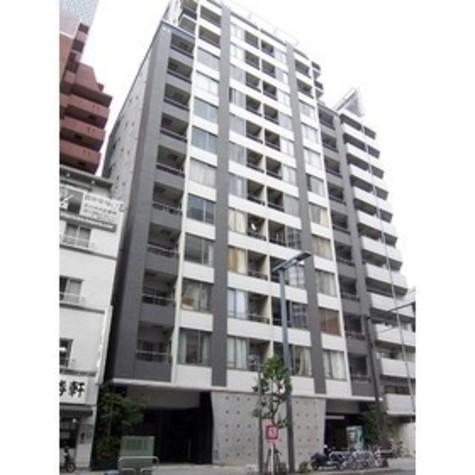 スペーシア西新宿 建物画像1