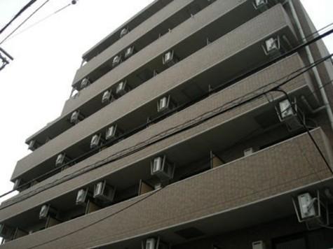 パークウェル目黒本町 建物画像1