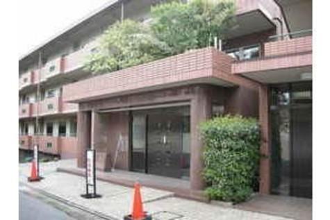 グランフォート目黒 建物画像1