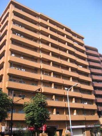 ダイアパレス御苑前 建物画像1