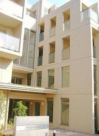 マチュリティ小石川 建物画像1