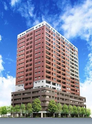 パークホームズ武蔵小山 建物画像1