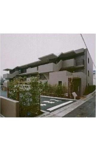 タウンコート初台 建物画像1