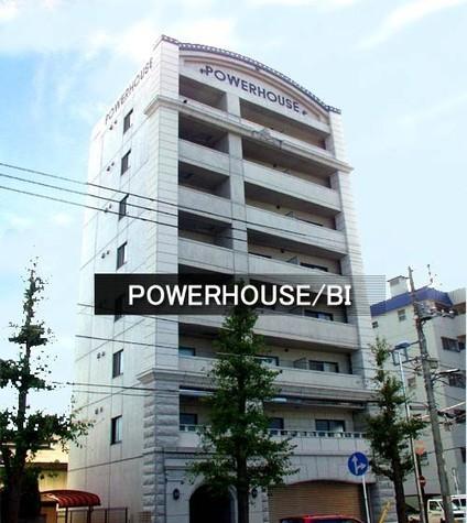 POWERHOUSE/BI(パワーハウス/BI) 建物画像1