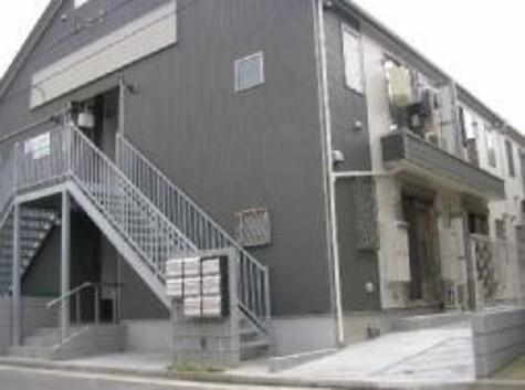 シンシアA棟 建物画像1