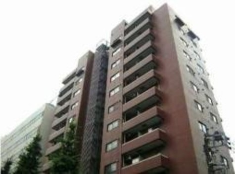 渋谷グランドハイツ 建物画像1