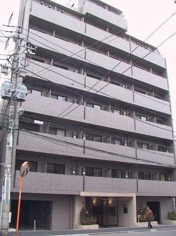 ルーブル白金高輪弐番館 建物画像1