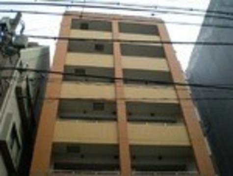 ラグジュアリーアパートメント三田慶大前 建物画像1
