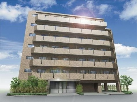 ルーブル蒲田七番館 建物画像1