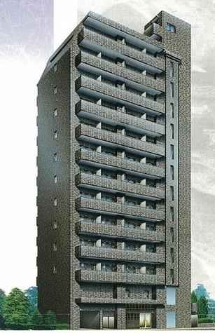 菱和パレス五反田西 建物画像1