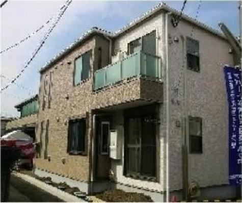 メイユール新蒲田 建物画像1