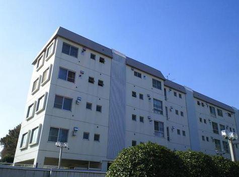 パークハイツ旗の台 建物画像1