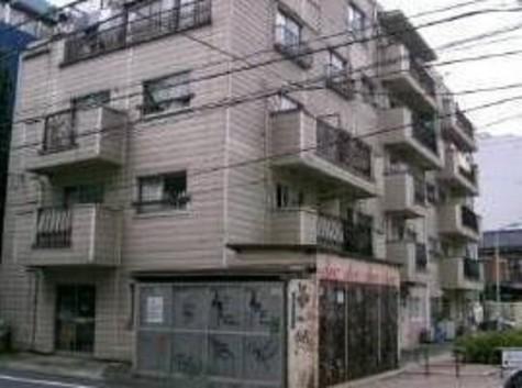 サンライズ富ヶ谷 建物画像1