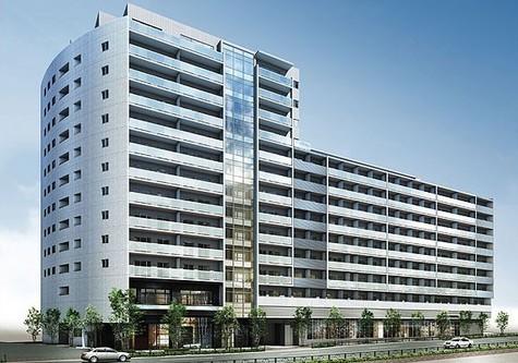 パークハビオ渋谷本町レジデンス 建物画像1