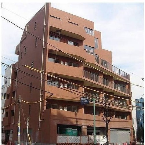 東品川シーサイドコート 建物画像1