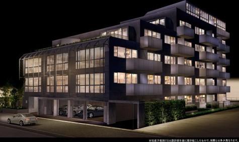 神楽坂南町ハウス 建物画像1