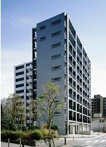 イプセ多摩川緑地 建物画像1
