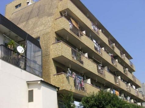 パークサイド南大井 建物画像1