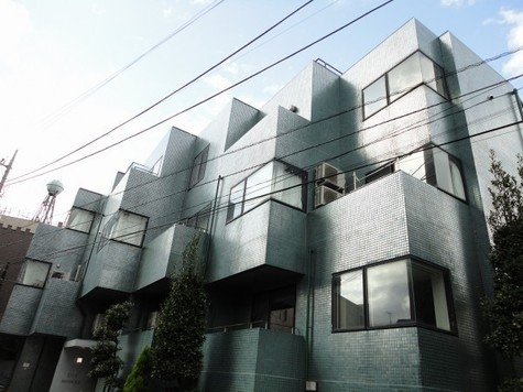 DIX上野毛 建物画像1