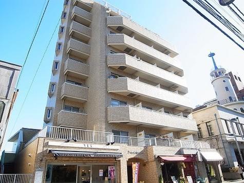 朝日高輪マンション 建物画像1