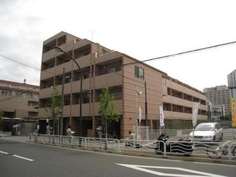 スカイコート東京ベイ東雲壱番館 建物画像1