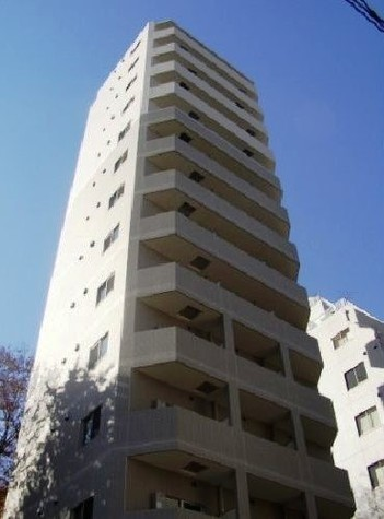 パレステュディオ汐留WEST(パレステュディオ汐留ウエスト) 建物画像1