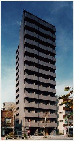ルーブル白金高輪 建物画像1