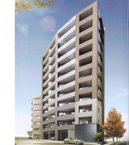 グランベル西早稲田プレシャス 建物画像1
