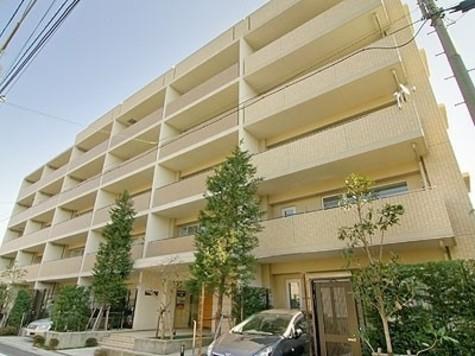 プレミアグランデ馬込 建物画像1