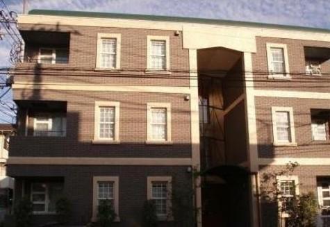 パティオ自由が丘(奥沢5) 建物画像1